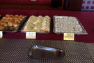 <p>An example of just some the foods the Pac-12 delegantion has been able to sample so far in China.</p>