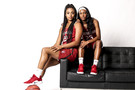 2018 Pac-12 Women's Basketball Media Day: Best team portraits of the day