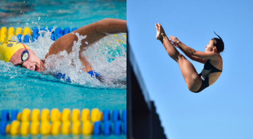 Pac 12 Announces Women S Swimmer And Divers Of The Month