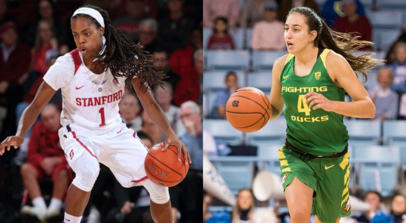 Cazorla, Thompson earn weekly women's basketball honors ...