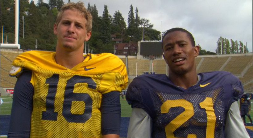 A day in the life of Cal football