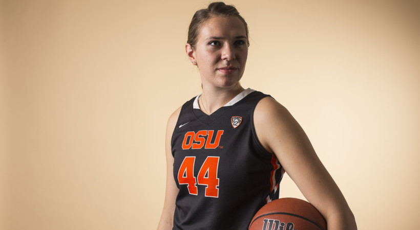 2015 Pac 12 Women S Basketball Media Day Oregon State Is Ready For