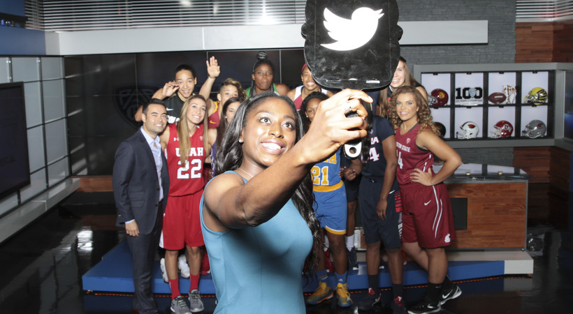2015 Pac-12 Women's Basketball Media Day wrap up