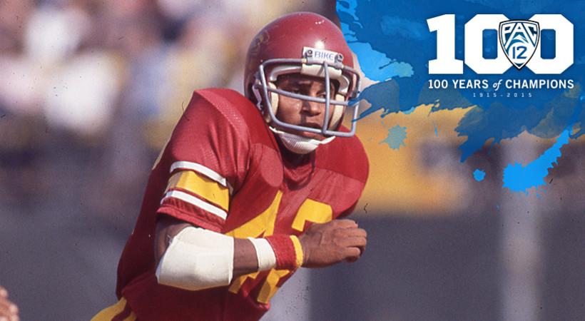 USC's Ronnie Lott selected as Pac-12 Defensive Player of the Century