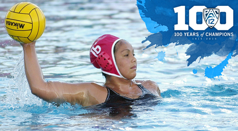 Stanford's Brenda Villa named Women's Water Polo Player of the Century