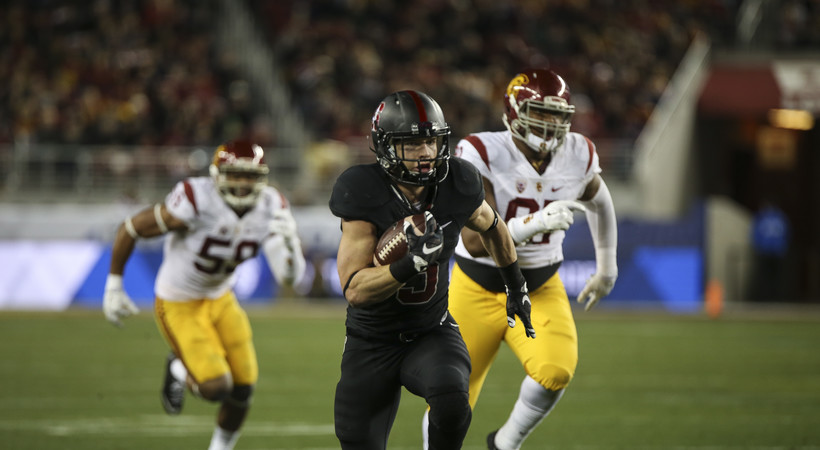 Highlights: Stanford football claims third Pac-12 title with win over USC