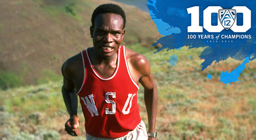 Henry Rono named Men's Track & Field Athlete of the Century