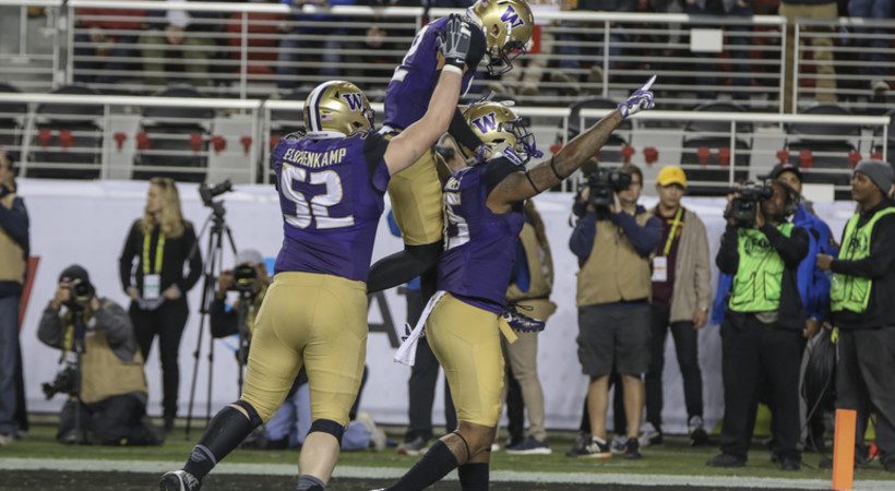 Pac-12 Football For The Holidays