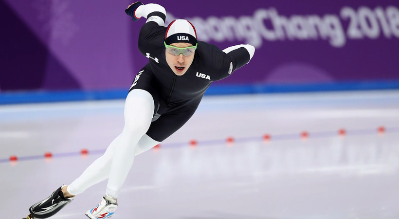 2018 Pyeongchang Winter Olympics: CU alum Brian Hansen comes home 15th in 1500m speed skating final