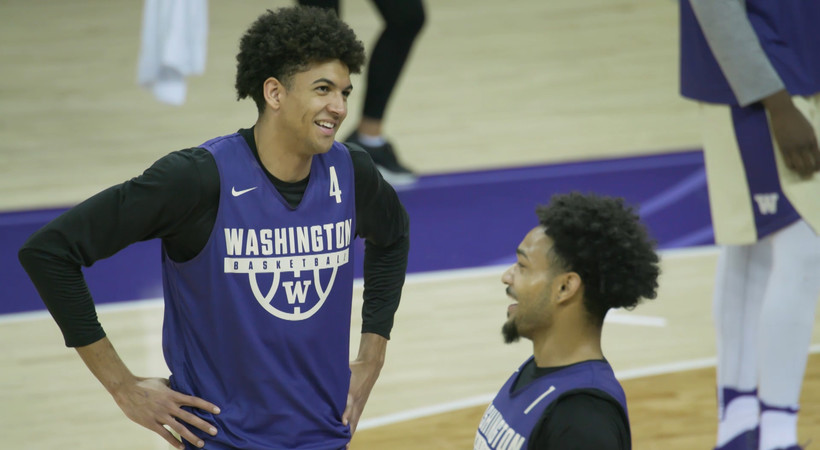 'All Access' extended: Washington men's basketball embraces energy of new head coach Mike Hopkins
