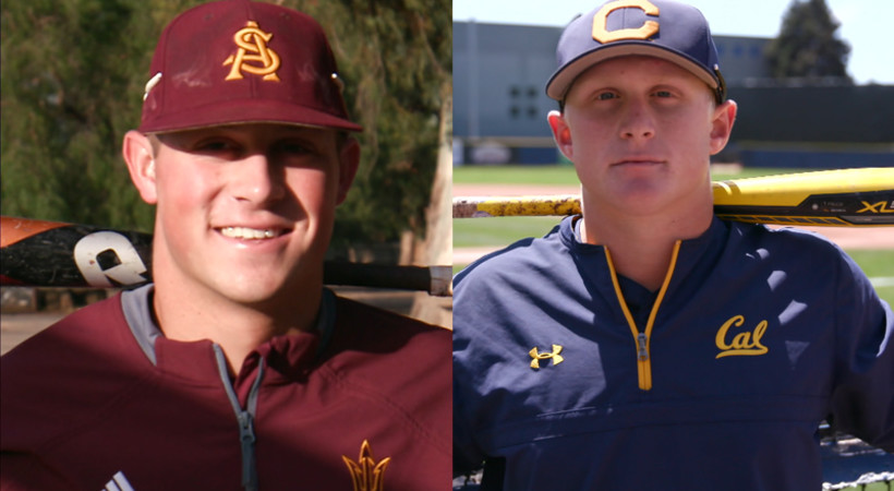 ASU's Spencer Torkelson & Cal's Andrew Vaughn, both from Sonoma County, battle for the NCAA home run title
