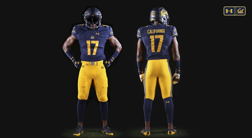 Larry Simmons Honda >> Roundup: Cal unveils new football uniforms | Pac-12