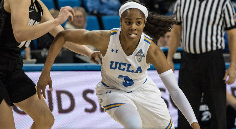 UCLA Women's Basketball are a 4-seed in the Pac-12 Tournament