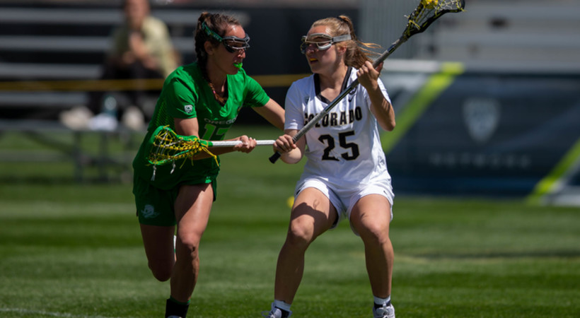 2018 Pac-12 Women's Lacrosse Tournament: Colorado's Darby Kiernan adds to her legacy notching her 200th career goal