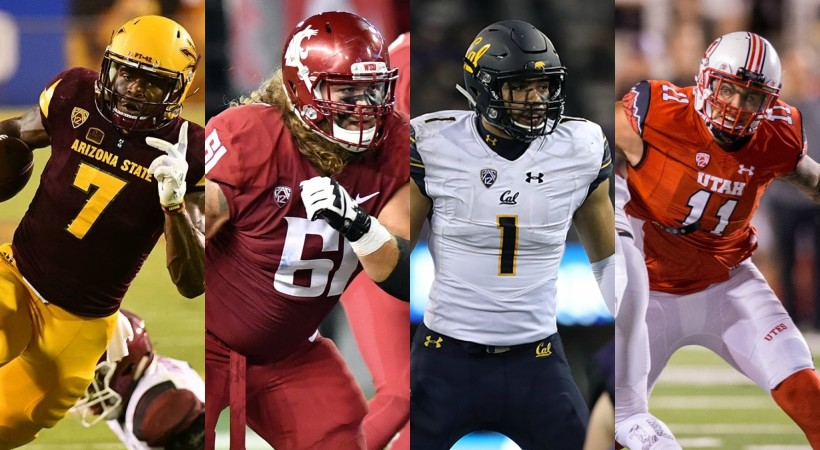 2018 NFL Draft  18 Pac-12ers selected on third day  30 total players drafted 69128f1860