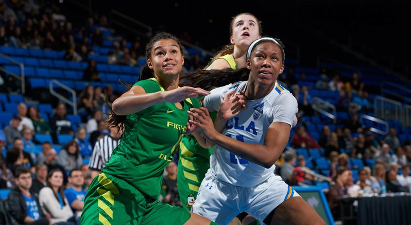 'All Access: Oregon & UCLA women's basketball' on demand