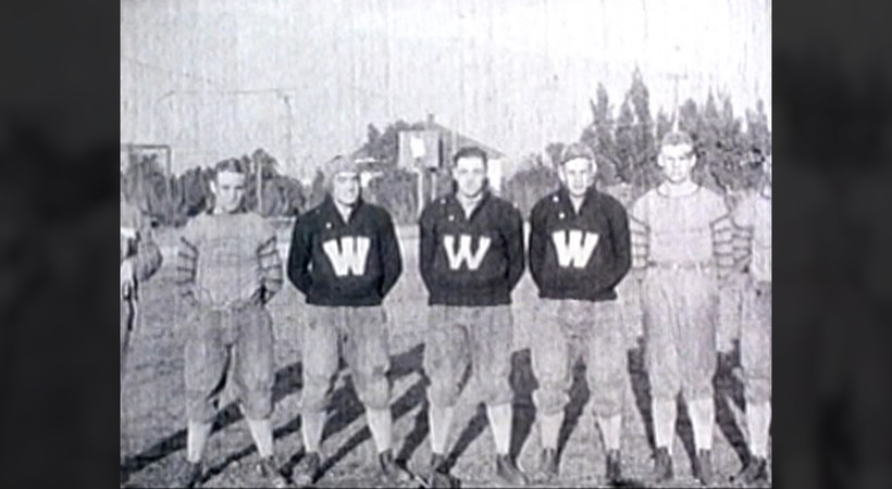 #CFB150: Washington State Rose Bowl - January 1, 1916