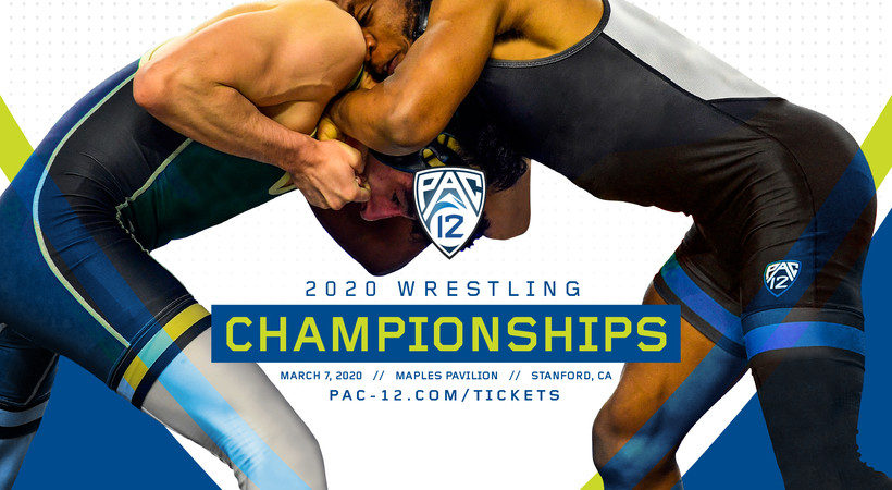 Buy your 2020 Pac-12 Wrestling Championships tickets today
