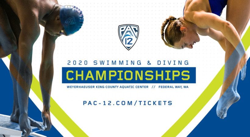 Pac-12 women's swimming, men's diving championships preview