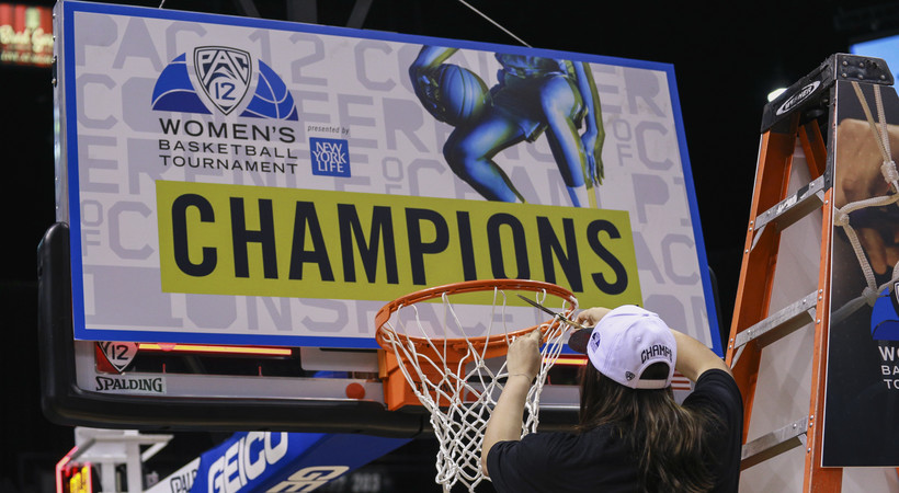 All-Tournament Passes on sale for 2020 Pac-12 Women's Basketball Tournament