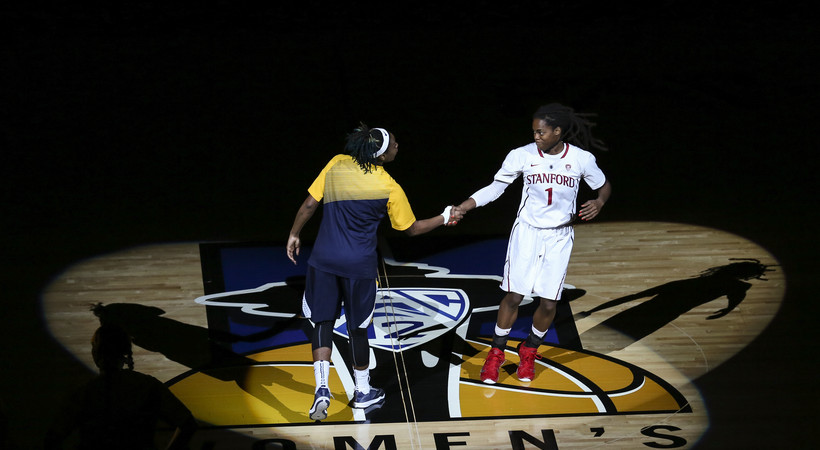 Photos: 2015 Pac-12 Women's Basketball Tournament championship game