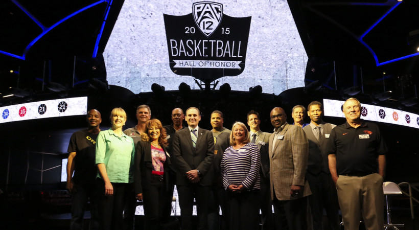 2015 Pac-12 Hall of Honor features recent favorites, school legends