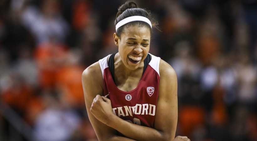 Highlights: Stanford wins its 12th Pac-12 Women's Basketball Tournament title