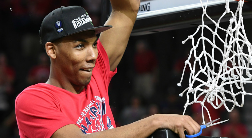 Highlights: Arizona men's basketball claims 2017 Pac-12 Tournament crown