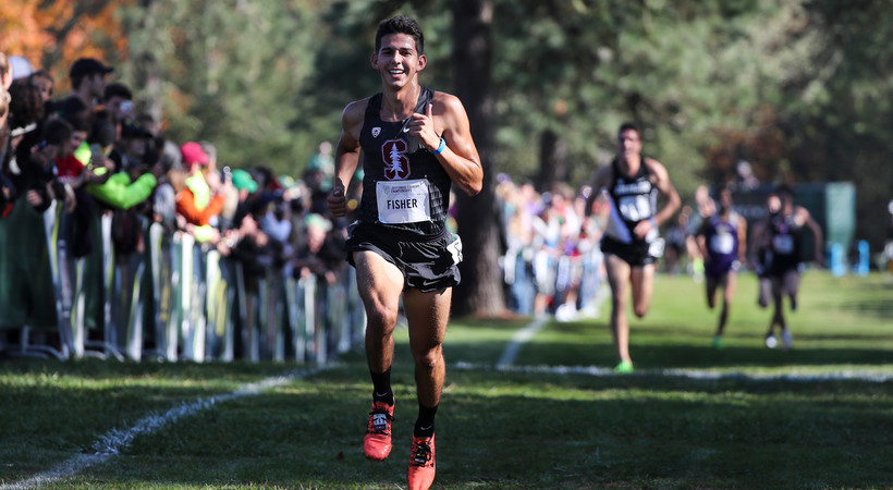 2017 Pac-12 Cross Country Championships: Stanford's Grant Fisher uses strong kick to claim individual crown