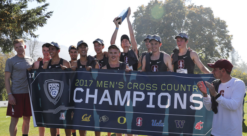 2017 Pac-12 Cross Country Championships: Stanford men, Grant Fisher dethrone Colorado