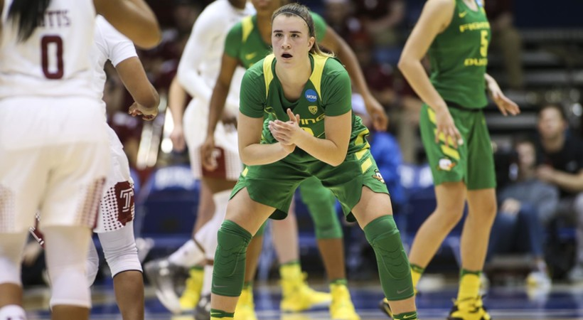 A record six Pac-12 women's basketball teams ranked in the