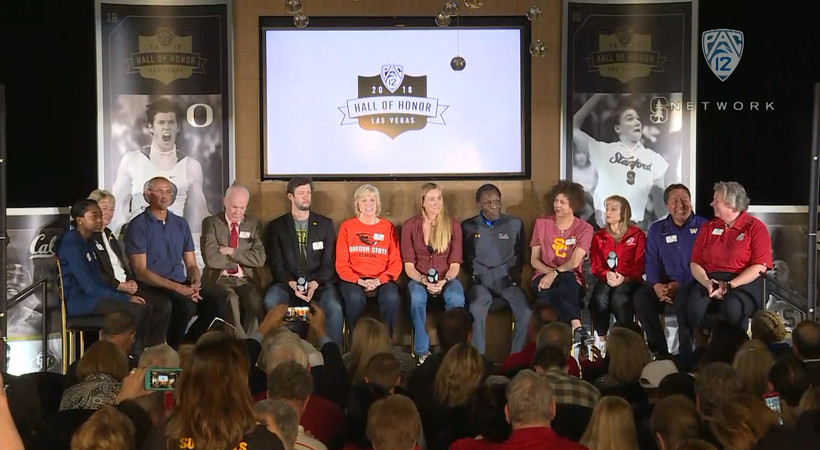 On Demand: 2018 Pac-12 Hall of Honor ceremony
