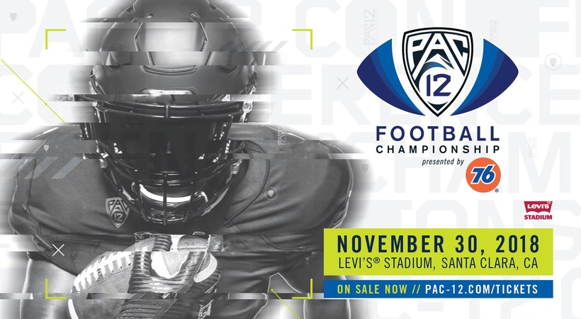 Pac-12 Football Championship Game tickets on sale now!