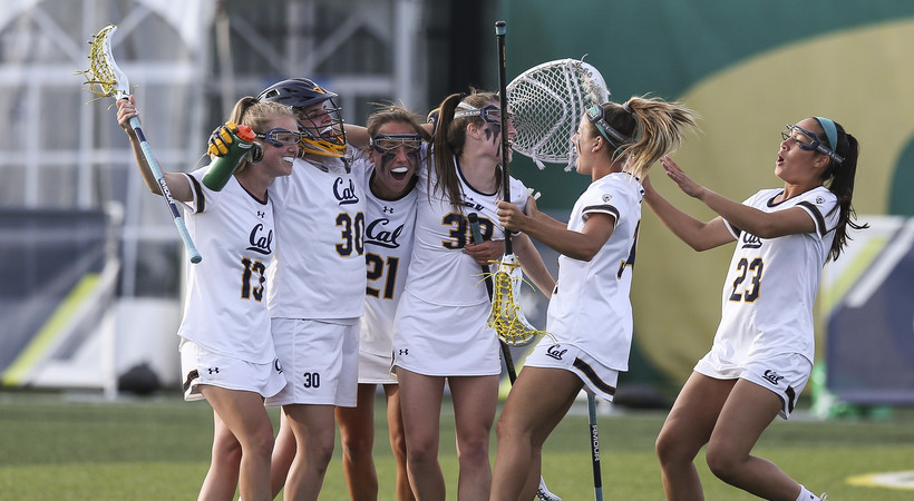 2019 Pac-12 Women's Lacrosse Tournament: No. 4 seed Cal zooms past No. 5 Arizona State