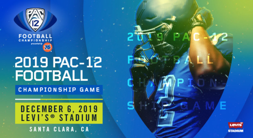 Buy your 2019 Pac-12 Football Championship Game tickets now!
