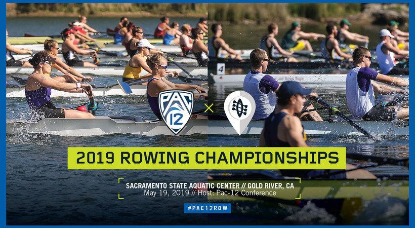 905b4d2b541 Men's and women's rowing primed for 2019 Pac-12 championships | Pac-12