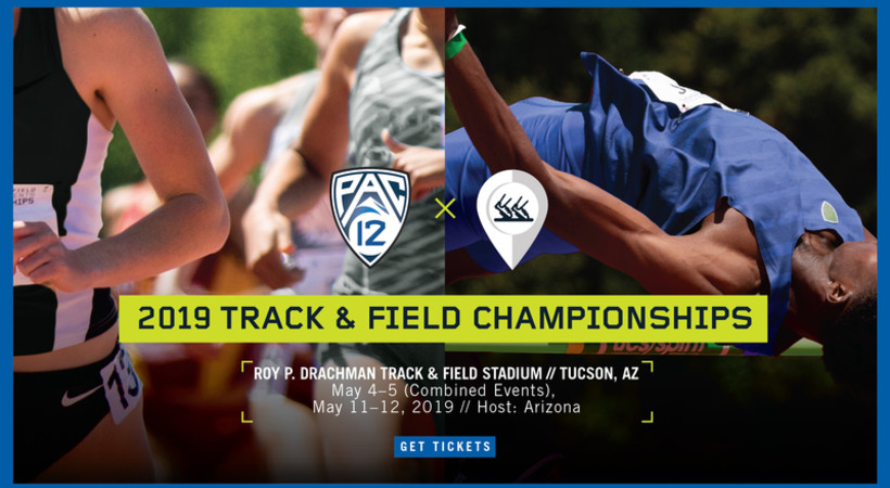 2019 Pac-12 Track & Field Championships continue this