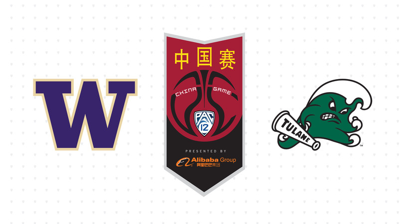 Washington and Tulane to meet in 2020 Pac-12 China Game