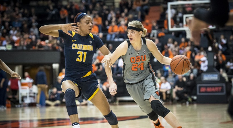 Oregon State: Pac-12 Tournament Quarterfinals Gamethread