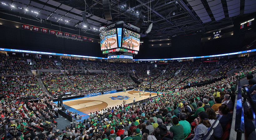 Portland selected as finalist for 2025, 2026 Women's Final Four (NCAA.org)