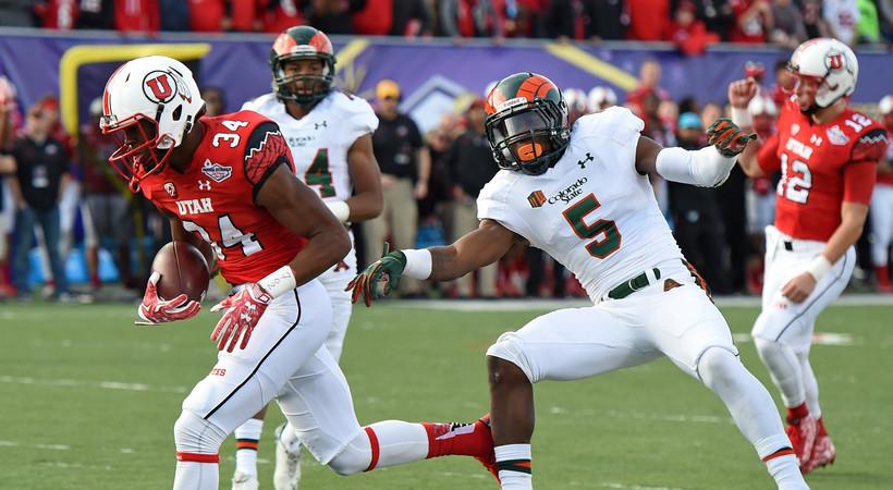 Highlights: Utah football dominates Colorado State to win Las Vegas Bowl