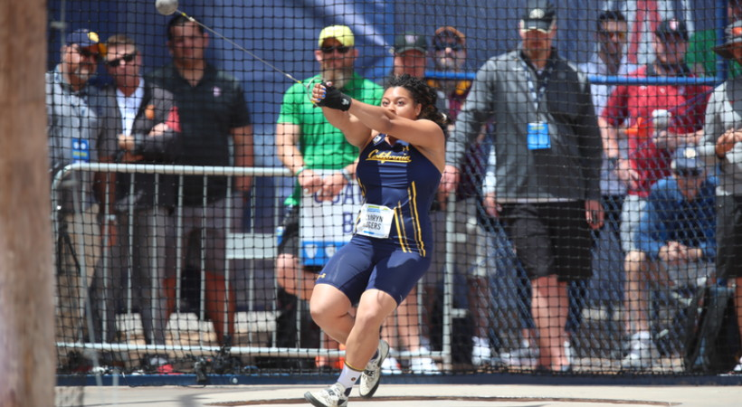 Day 2 Results From 2019 Pac-12 Track & Field Championships