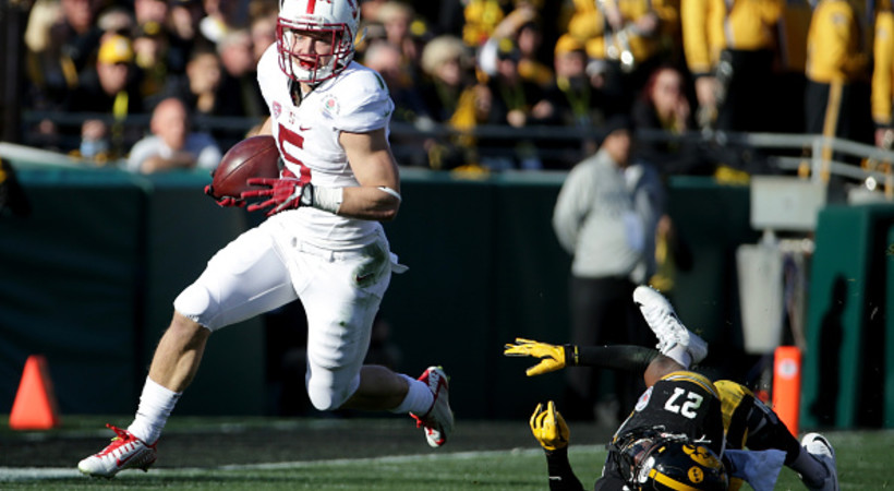 Highlights: Stanford football routs Iowa in Rose Bowl win