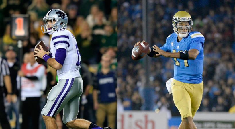 2015 Alamo Bowl preview: Kansas St. vs. UCLA