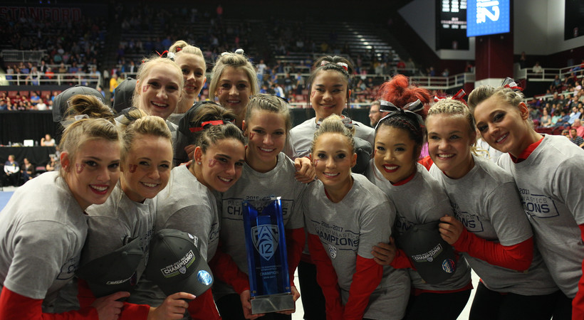 Utah gymnastics selected as top seed for Fayetteville Regionals
