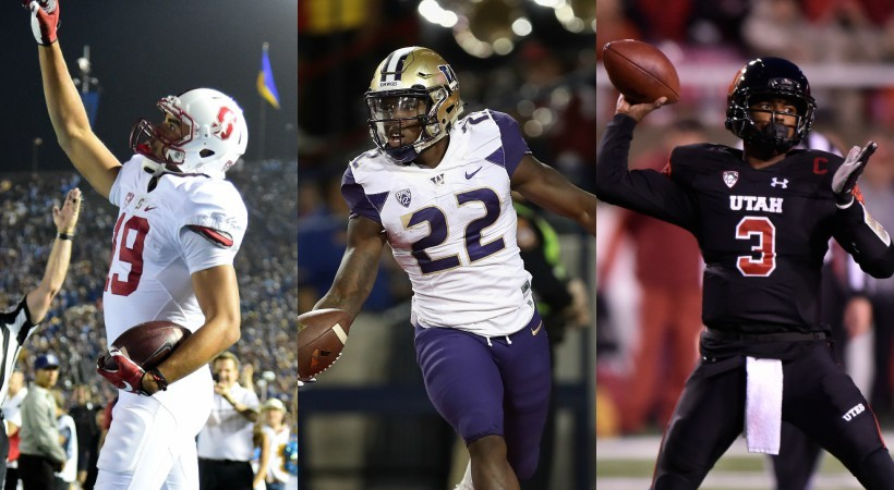 Surprises spread across the Pac-12 after first month