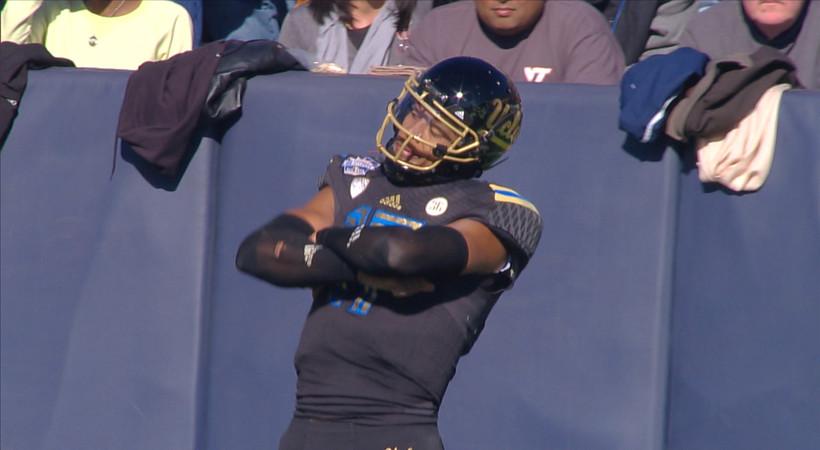 Brett Hundley's 86-yard touchdown run in Sun Bowl is longest in Bruin bowl history