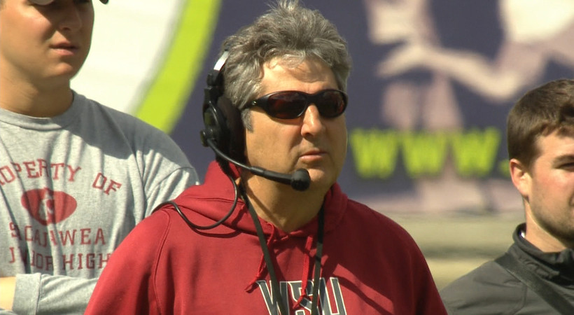 Video: Washington State's Mike Leach to go on summer tour for new book 'Geronimo'