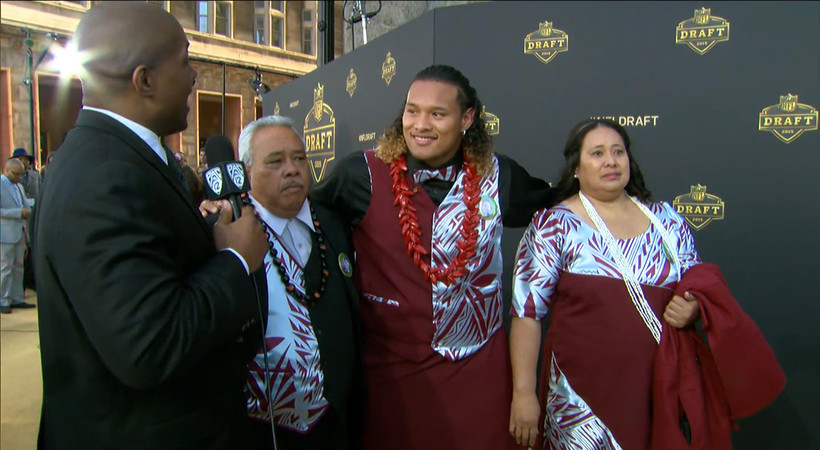 Pac-12 stars rock the Gold Carpet at 2015 NFL Draft