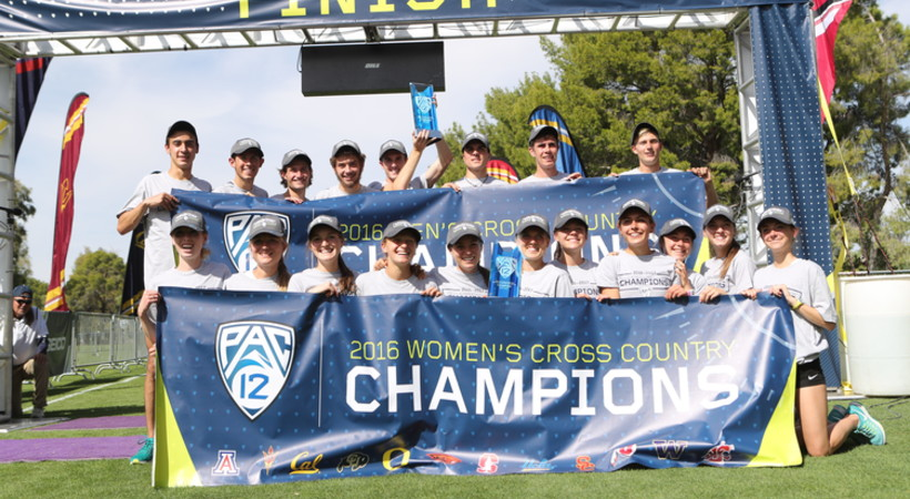 2016 Pac-12 Cross Country champions Colorado
